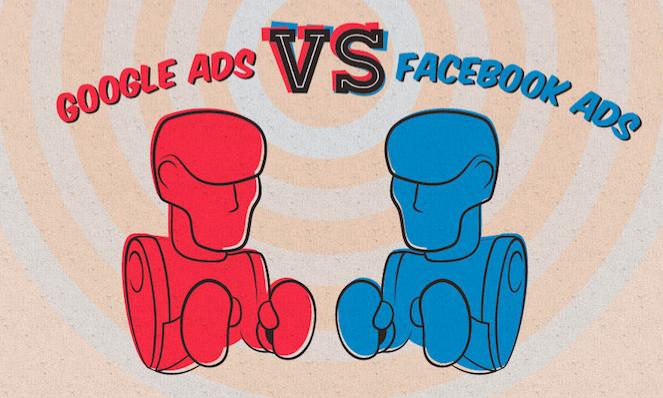 Facebook ads vs Google adwords – Cual es mejor?