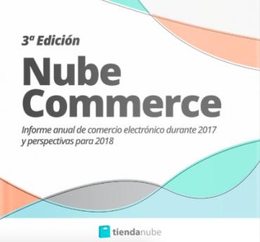 Informe anual de comercio electrónico 2018 Tienda Nube / Manada
